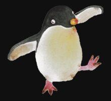 Dancing Penguin One Piece - Short Sleeve