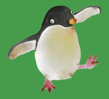 Dancing Penguin Kids Tee