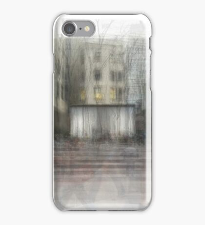 Paley Park NYC iPhone Case/Skin