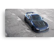 Mazda RX7 Metal Print
