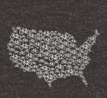 Bike USA by LizzieMorrison