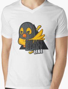Sneaky Beaky Like Mens V-Neck T-Shirt