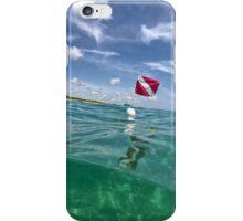 Diver Down - Blowing Rocks, Jupiter iPhone Case/Skin