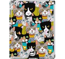 The boring Cats iPad Case/Skin