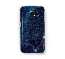 New York NY Saratoga 148436 1902 62500 Inverted Samsung Galaxy Case/Skin