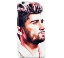 Zayn-pink iPhone Case/Skin
