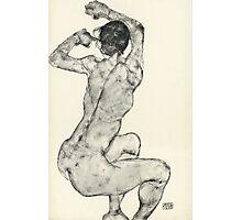 Egon Schiele - Zeichnungen IX. 1915 Photographic Print