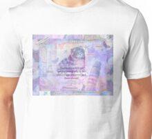 Jane Austen adventure travel quote Unisex T-Shirt