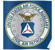 Civil Air Patrol Seal Poster