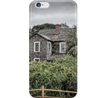 Dubois Pioneer House iPhone Case/Skin
