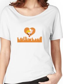 City Of Love Women's Relaxed Fit T-Shirt