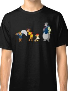 Talespin Bebop - The Full Crew Classic T-Shirt