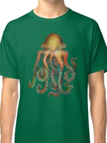 Octopus or Squid? It's a Cephalopod! Classic T-Shirt