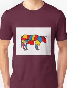 Mondrian Cow T-Shirt