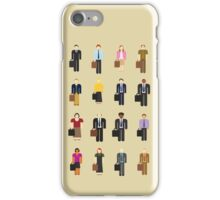 The Office: Characters iPhone Case/Skin