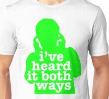 Psych - I've Heard It Both Ways Unisex T-Shirt