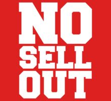 NO SELL OUT Kids Tee