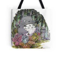 Fuzzy Spirit Tote Bag