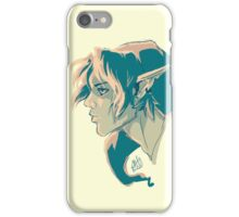 Dark Link Profile iPhone Case/Skin