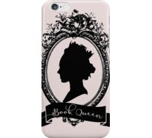 Book Queen (Pink) iPhone Case/Skin