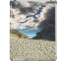 Newport Oregon - Rainey Days iPad Case/Skin
