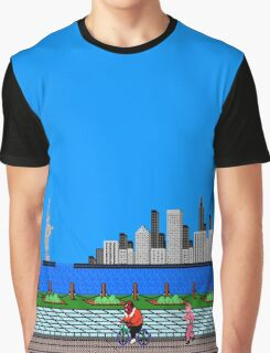 Punch Out Graphic T-Shirt