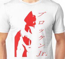 Brocken Jr Stencil Unisex T-Shirt
