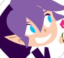 Flirty Little Shadow Link  Sticker