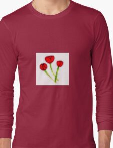 Tulips from Amsterdam Long Sleeve T-Shirt