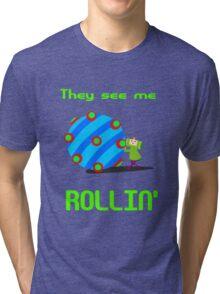Katamari Rollin' Tri-blend T-Shirt