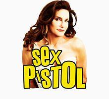 Caitlyn Sexy Pistol 2 Unisex T-Shirt