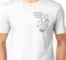 Mike Birbiglia Pizza Unisex T-Shirt