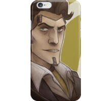 Gentle Jim iPhone Case/Skin