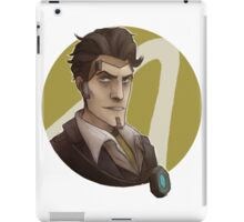 Gentle Jim iPad Case/Skin