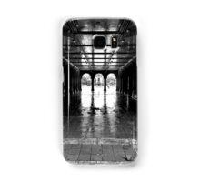 Bethesda Square - Central Park NYC Samsung Galaxy Case/Skin