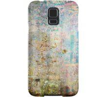 Comic Grunge Samsung Galaxy Case/Skin