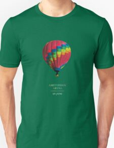 Amsterdam Coldplay Tour T-Shirt