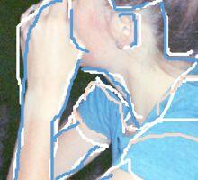 TyM Samantha Sticker
