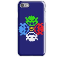 Colorful Boss  iPhone Case/Skin