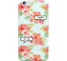 Loueh! Oi Oi! Larry Stylinson iPhone Case/Skin