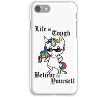 Tough Unicorn iPhone Case/Skin