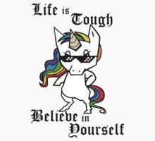 Tough Unicorn Kids Tee