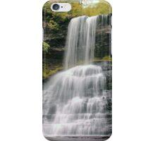 Cascades Waterfall- VA iPhone Case/Skin