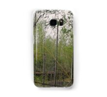 Rope and Wire Fence Samsung Galaxy Case/Skin