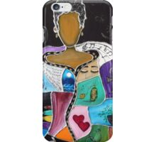 Pieced Together iPhone Case/Skin