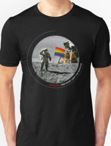 Equality... One Giant Leap For Mankind (Pride Version) Unisex T-Shirt