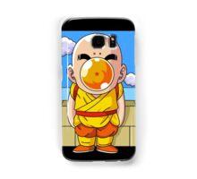 Crilin and Magritte Samsung Galaxy Case/Skin