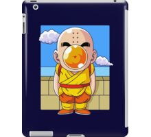 Crilin and Magritte iPad Case/Skin