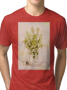 Lily Of The Valley Perfume  Tri-blend T-Shirt