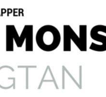BTS Rap Monster Sticker